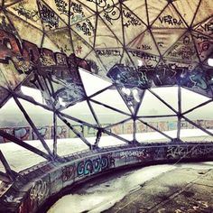 Teufelsberg - Berlin, Germany #WOWattractions