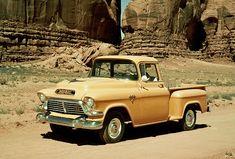 1957 GMC Stepside Pickup Truck