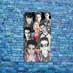 Jacob Whitesides Cute iPhone Case Collage Cover