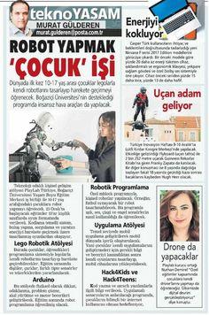 Robot yapmak çocuk işi! PlayLab Türkiye, sömestr kampı kapsamında çocuklara robot yapmayı ögretecek   Atölyeler; LEGO Robotik Atölyesi, Arduino Atölyesi, Robotik Programlama, Hac4Kids, Hack4Teens, Kodlama Atölyesi, drone