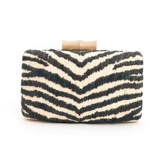 Malu Zebra Clutch Get The Look, Take That, Lipstick Holder, Perfect Pink, Preppy, Classic Style, Finding Yourself, Handbags, Lady