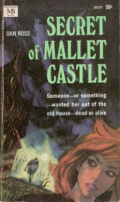 Dan Ross: Secret of Mallet Castle