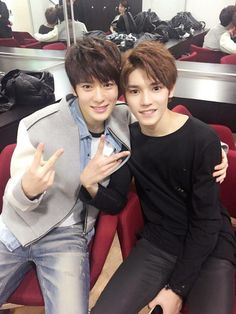 NCT Jaehyun & Taeyong