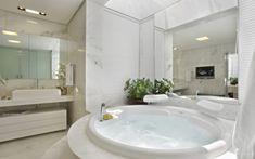 Banheiros Modernos, quais são as tendências? - Decor Salteado - Blog de…