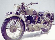 British/Allied Motorcycles BSA M-20