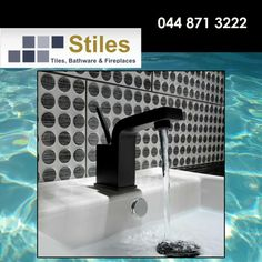 Come and view our collection of Crosswater Taps  Brassware at Stiles this weekend. We stock all your kitchen and bathroom products ranging from tiles to baths. #homeimprovemnt #lifestyle