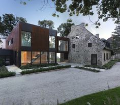 Bord-du-Lac House in Canada