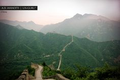 Great Wall, China by A.D. Iannotti on 500px