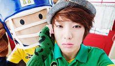 Kang Seung Yoon so cute and has a great voice