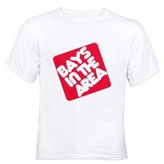Bays In The Area - White T-Shirt > Bays In The Area > The Western Front