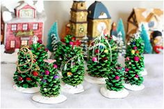 DIY Christmas Tree Ideas for toddlers