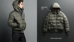 Sean OPry Dons Coats & Jackets for H&M