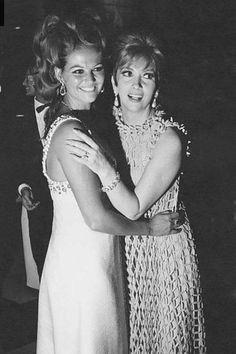 Claudia Cardinale&Gina Lollobrigida