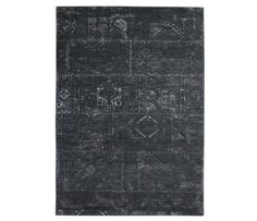 Old Kilim rug from the Fading World collection of Louis De Poortere- Atlantic Deep 8270
