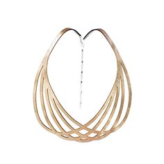 Mila Necklace - Gold by Gabriela Iskin on sale - TouchofModern.com