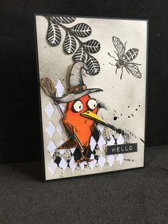 Appel de cartes Halloween 2015 de crea2moa !