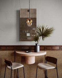 It's always fun taking a close look at the wonderfully layered textures and materials, which make the room renders designed by interior… Room Design, Cafe Interior, Interior, Dining Room Design, Commercial Interiors, Interior Styling, Interior Design Trends, Cafe Design, Interior Design