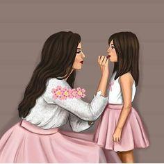 Cool mom,pretty daughter,they are both fashionistas! O machez pe fata mea😁😁