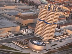 Definitely want to visit the BMW museum when I go.