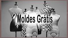 Curso de Corte e Costura - Moldes Grátis - Modelagem - Curso