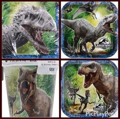 "The alleged new ""genetically modified"" Dinosaur for Jurassic World: Indominous Rex."