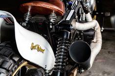 Harley Davidson Dyna, Custom Harleys, Custom Bikes, One Cafe, Austria, Poland, Lightning, Motorcycles, Number
