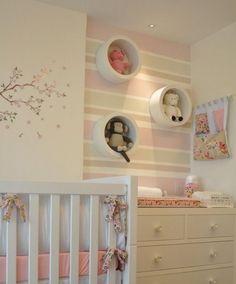 nursery deco | wall circles