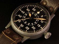 Luftwaffe B-Uhr Watch