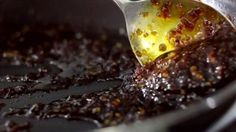 Asian Chilli Jam - Donna Hay - lifestyle.com.au Good Food, Yummy Food, Yummy Recipes, Donna Hay Recipes, Chilli Jam, Australian Food, Homemade Sauce, Chutney, Vegan Vegetarian