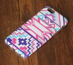 Ethnic Pink Women iPhone 6s 6 Tough Case/Plus/5S/5C/5/SE Protective Case