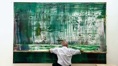 from gerhard richter painting. directed by corinna belz.