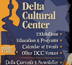 The Delta Cultural Center, located in historic downtown Helena, Arkansas, is a museum dedicated to the history of the Arkansas Delta. The museum interprets the history of the Delta through exhibits, educational programs, annual events, and guided tours.