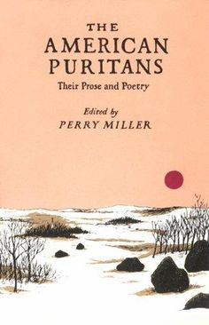 The American Puritans Format: Paperback: Perry Miller