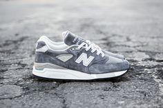New Balance Made in USA M998 Grey