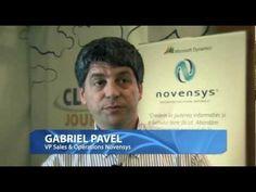 Novensys prezent la Microsoft Cloud Journey