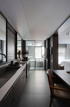 En cada punta Conference Room, Interior Design, Kitchen, Furniture, Instagram, Home Decor, Couple, Arquitetura, Dining Table