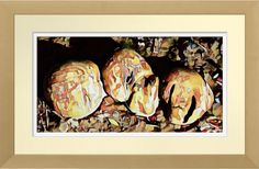 Fungi - Watercolor Art Print. Original art by Roger Smith. Reproduced on Archival Heavyweight Paper http://www.zazzle.com/fungi_watercolor_art_print-228333027807009603 #art #fungi #print #RogerSmith #watercolor #watercolour