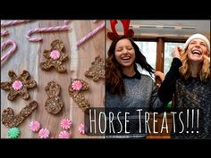 Easy & Cute Horse Treats with ImagineThatEquine! Horse Treats, Cute Horses, Horse Stuff, Twitter, Frame, Easy, Instagram, Decor, Pretty Horses