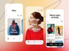 Ecommerce App, Man Child, Mobile Ui, Show And Tell, Page Design, User Interface, Neutral Colors, Flirting, Clothes For Women