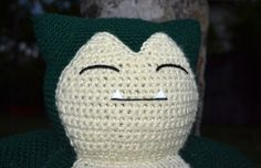 Hi, my dear amigurumi lovers! :) It's time for a new pattern! :D This time I've been working on a gift for my brother in law, who loves pokemon and asked me if I could do a Snorlax for … Pokemon Crochet Pattern, Amigurumi Patterns, Amigurumi Doll, Pokemon Snorlax, Pokemon Toy, Pikachu, Magic Ring, Crochet Toys, Feltro