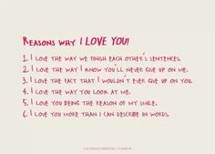 Reasons Why I Love You Quotes Funny Love Card   Top 10 Reasons Why I Love You   Funny  Reasons Why I Love You Quotes