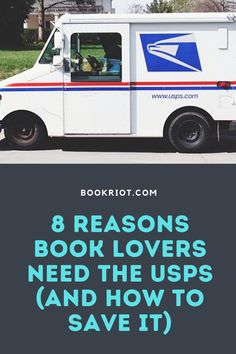 And what we can do to save this American institution.   USPS | Save the USPS | book lovers and the USPS