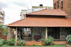 Centre for Vernacular Architecture Trust :: Gallery Vernacular Architecture, Roof Architecture, Residential Architecture, Kerala Architecture, Indian Home Design, Kerala House Design, Village House Design, Village Houses, Farm Houses