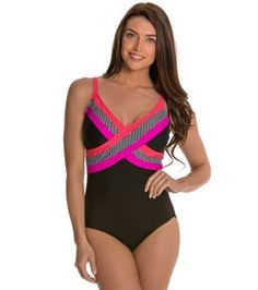 4eaab810a2 Maidenform Beach Little Star One Piece Swimsuit at SwimOutlet.com - Free  Shipping