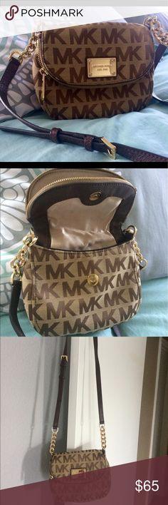 Michael Kors brown crossbody Michael Kors brown crossbody Michael Kors Bags Crossbody Bags