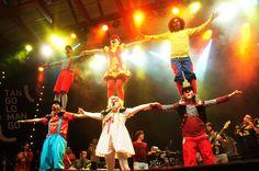 """O lançamento da programação do """"IX Festival de Teatro de Fortaleza"""" acontece na quarta-feira, dia 13, às 18h, na Vila das Artes. O evento conta também com a apresentação do espetáculo """"Circo Alegria"""", do Grupo Garajal. A entrada é Catraca Livre."""