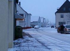 Guten Morgen, ja ist denn schon wieder Winter?  ;-)