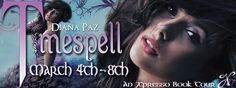Blog Tour Stop: Review, Trailer and Giveaway for Nightspellvby Diana Paz