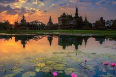 Paysages de Thaïlande par Anek Suwannaphoom (3)