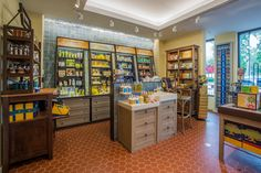 StoreTech worked with the New York headquarters on a variety of L'Occitane retail stores. We created displays to best showcase all of the lotions and items shipped direct from Paris, France.
